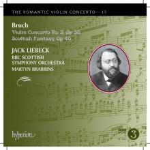 BRUCH: Romantic Violin Concerto Vol.176