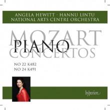 Mozart: Piano Concertos Nn. 22 & 24