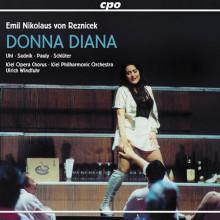 VON REZNICEK: Donna Diana (2cds)
