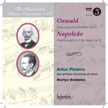 Oswald - Napoleao: Romantic Piano Vol.64