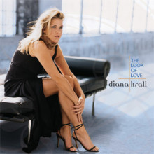 DIANA KRALL: The Look of Love (45 RPM)