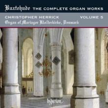 BUXTEHUDE: Integr.opere per organo Vol.5