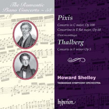 Pixis - Thalberg: Romantic Piano Vol.58