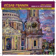 FRANCK: Symphonic organ works