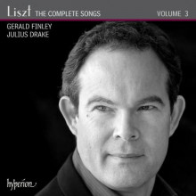 LISZT: Integrale dei Lieder - Vol.3