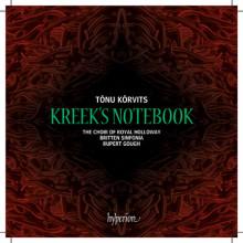 KORVITS: Kreek's Notebook