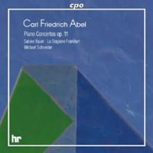 ABEL: Concerti per piano Op.11