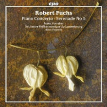 FUCHS: Concerto per piano Op.27