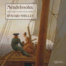 Mendelssohn: Musica Per Piano Solo - Vol.3