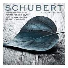 Schubert: Impromptus - Piano Pieces