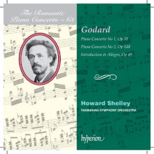 GODARD B.: Romantic Piano - Vol.63