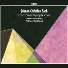 Bach J.c.: Integrale Delle Sinfonie(5cd)