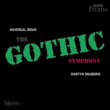 Brian Havergal: Sinfonia N.1 'gotica'