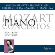MOZART: Concerti per piano NN.17 & 27