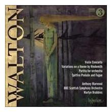 Walton: Concerto Per Violino Ed Altro