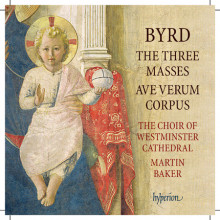 BYRD: The three Masses - Ave Verum Corpus