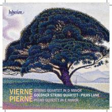 PIERNE' - VIERNE: Piano Quintet e altro
