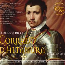 RICCI FEDERICO: Corrado d'Altamura