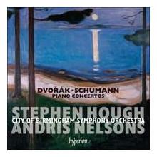 Dvorak - Schumann:concerti Per Piano