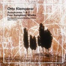 KLEMPERER: Sinfonia N. 1 - Sinfonia N.2