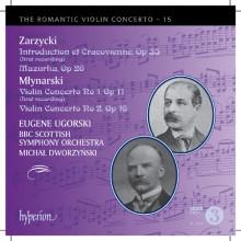 MIYNARSKI - ZARZYCKI: Concerti per violino