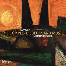 DOHNANYI: Musica per piano solo - Vol.3