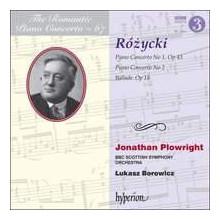 ROZYCKI: Piano Concerto Vol.67