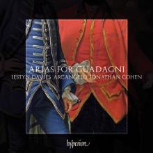 AA.VV.: Arie per Guadagni(Iestyn Davies)
