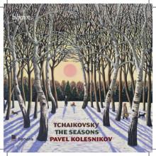 Tchaikovsky: Les Saisons - Six Morceaux