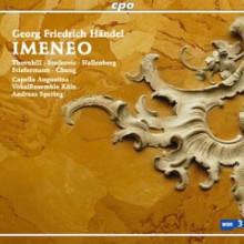 HANDEL: Imeneo (2cds)