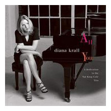 DIANA KRALL: All for You (45 RPM)