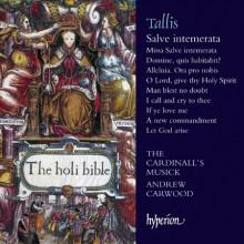 TALLIS: Salve intemerata e musica sacra
