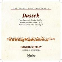 DUSSEK: The Classical Piano Concerto - Vol.1