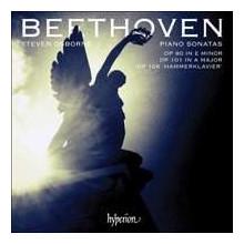 BEETHOVEN:Sonate x piano Opp 90 - 101 - 106