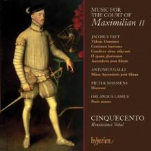 MUSICA ALLA CORTE DI MASSIMILIANO II