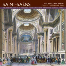 SAINT_SAENS: Opere per organo