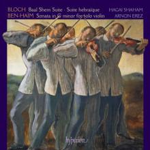 Bloch - Ben - Haim: Sonate Per Violino