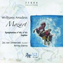 MOZART: Sinfonie NN.40 & 41