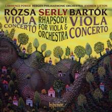 ROSZA - BARTOK: Concerti per viola