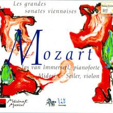 Mozart: Le Grandi Sonate Viennesi