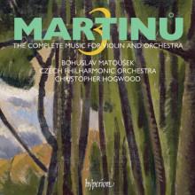Martinu:opere Per Violino E Orch.vol.3