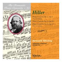 Concerti per piano vol.45 - Hiller