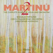 MARTINU: Opere per violino e orchestra - 2