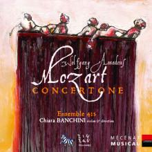 Mozart: Serenata Notturna - Concertone....