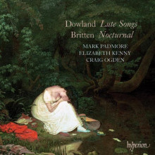 Dowland - Britten: Opere Vocali