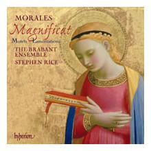 MORALES:Magnificat - Mottetti - Lamentazioni