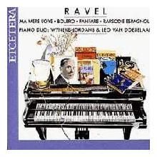 RAVEL: Musica per piano a quattro mani