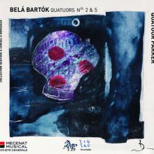 BARTOK: Quartetti NN.2 & 5