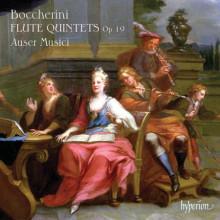 BOCCHERINI: Quintetti per flauto op.19