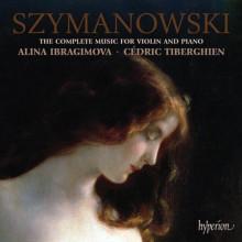 SZYMANOWSKY: Musica per violino e piano